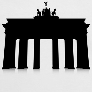 Brandenburg Gate - Women's Ringer T-Shirt