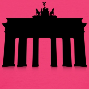 Brandenburger Tor - Frauen Bio-T-Shirt