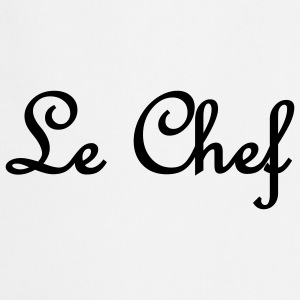 le chef  - Cooking Apron