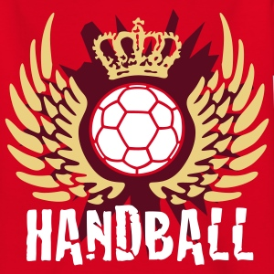 handball_d_3c T-shirts - Teenager-T-shirt