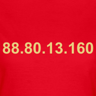 Ontwerp ~ IP 88.80.13.160 (creme opdruk)