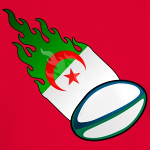 Rugby Fireball Algérie - T-shirt contraste Homme
