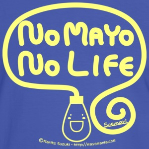 No Mayo No Life - Men's Ringer Shirt
