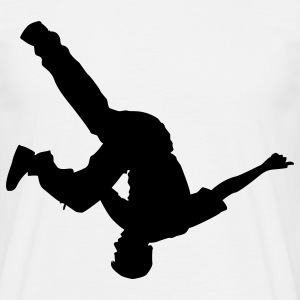 breakdance T-shirts - T-shirt Homme