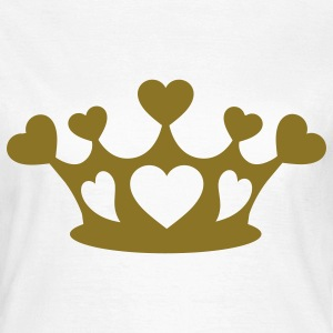 crown T-shirts - T-shirt dam