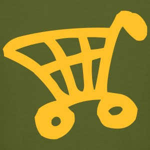 Shopping cart - Men's Organic T-shirt
