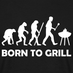 born to grill (BBQ) T-Shirts