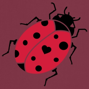 The ladybug  Aprons - Cooking Apron