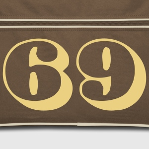 cool number 69 Tassen - Retro-tas