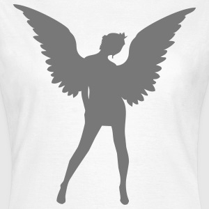angel sexy woman sex Camisetas - Camiseta mujer