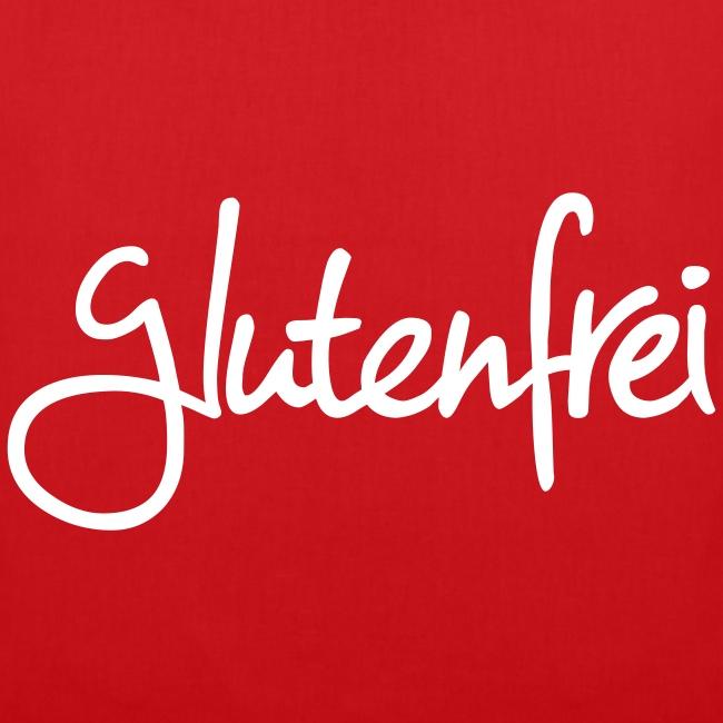 glutenfrei stofftasche