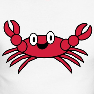 crab T-shirts manches longues - T-shirt baseball manches longues Homme