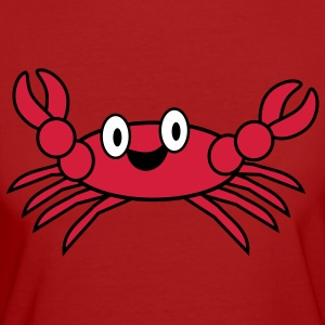 crab T-Shirts - Frauen Bio-T-Shirt