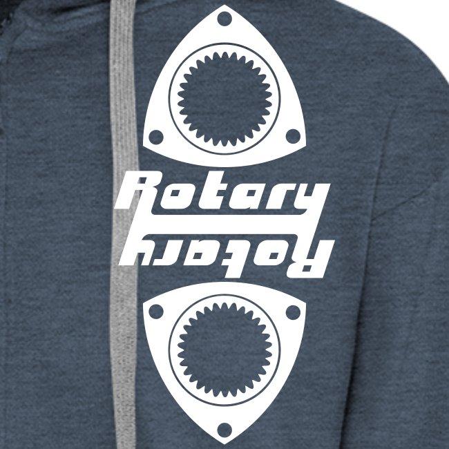 Rotary Symmetry Hoodie
