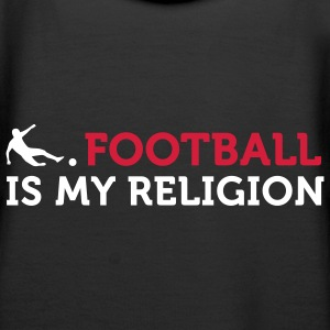 Football - My Religion (2c) Pullover - Frauen Premium Hoodie