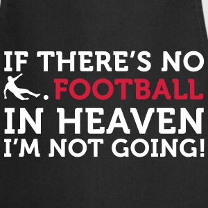 Football - In Heaven (2c) Tabliers - Tablier de cuisine