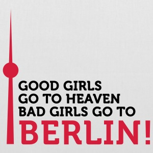 Bad Girls go to Berlin (2c) Bags  - Tote Bag
