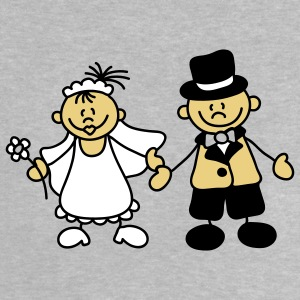 Sweet little bride and groom Baby Shirts  - Baby T-Shirt