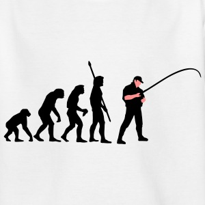 evolution_angler_a_2c Shirts - Teenage T-shirt