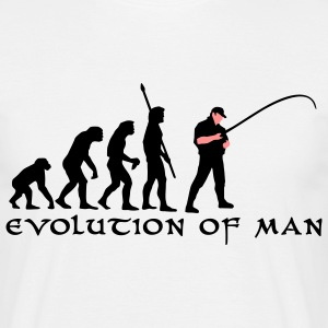 evolution_angler_b_2c T-skjorter - T-skjorte for menn