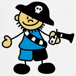 petit capitaine pirate Tabliers - Tablier de cuisine