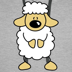 Lovely Sheep Hoodies & Sweatshirts - Men's Premium Hoodie