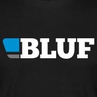Design ~ Black t shirt, large logo