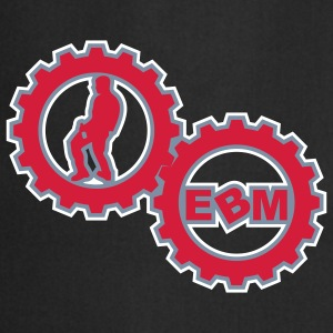 EBM Logo 3 (Vector) - Cooking Apron