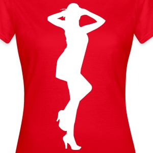 dancer dance ballett T-Shirts - Frauen T-Shirt
