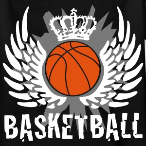 basketball_d_3c Shirts - Teenager T-shirt