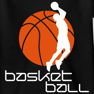 basketball_f_2c T-shirts - Teenager-T-shirt