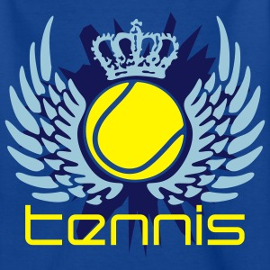 tennis_e_3c Shirts - Teenage T-shirt