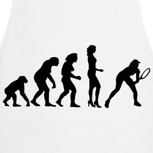evolution_female_tennis_a_1c Forklæder - Forklæde