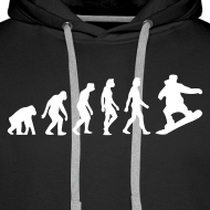 Ontwerp ~ Evolution of snowboarding