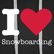 Ontwerp ~ I Love Snowboarding