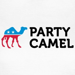 Party Camel 2 (3c) T-Shirts - Women's T-Shirt