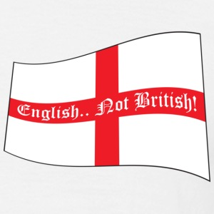 English.. Not British! - Men's Classic T-Shirt - Men's T-Shirt