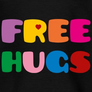 Free Hugs Shirts - Teenage T-shirt