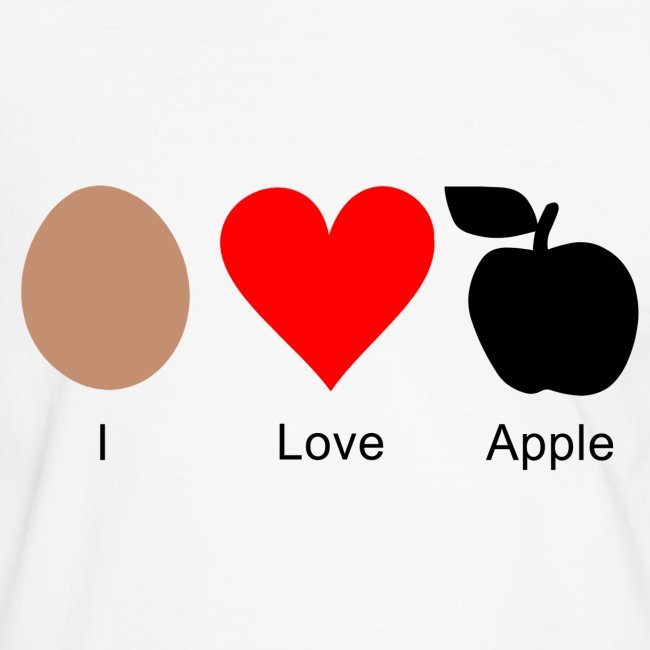 I Love Apple