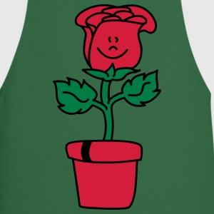 Small lovely Rose  Aprons - Cooking Apron