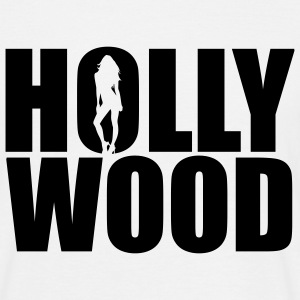 Hollywood Babe | Hollywood Fashion T-Shirts - Mannen T-shirt