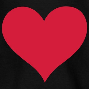heart valentines day Kids' Shirts - Teenage T-shirt