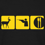 Design ~ Deer - Shoot - Eat