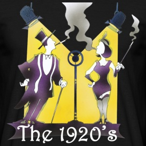 The 1920's - Männer T-Shirt