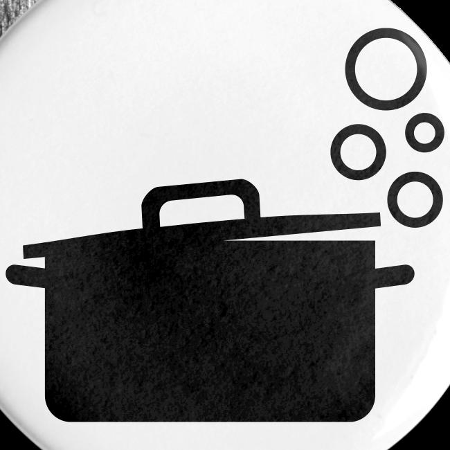 dot.cooking.topf | button (25 mm) | kochtopf, kochen