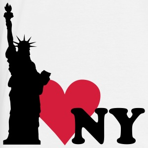 I love New York - NY T-shirt - Maglietta da uomo
