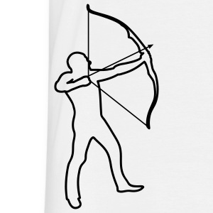 Archery T-shirts - Herre-T-shirt
