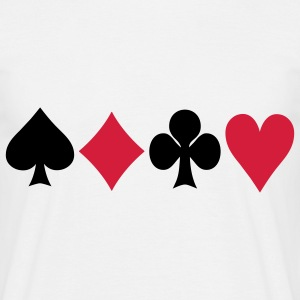 Poker - Cards T-shirts - T-shirt Homme