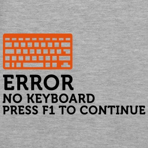 Error No Keyboard 2 (2c) Hoodies & Sweatshirts - Women's Premium Hoodie