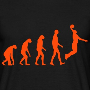 Evolution Basketball T-shirts - T-shirt Homme